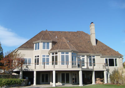 Cedar Roof After-L