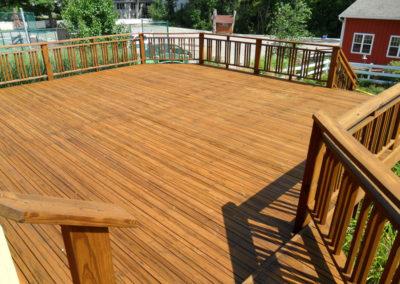 Cedartone Gold Deck-L