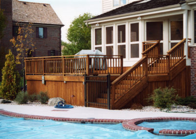 Cedartone Pool Deck-L