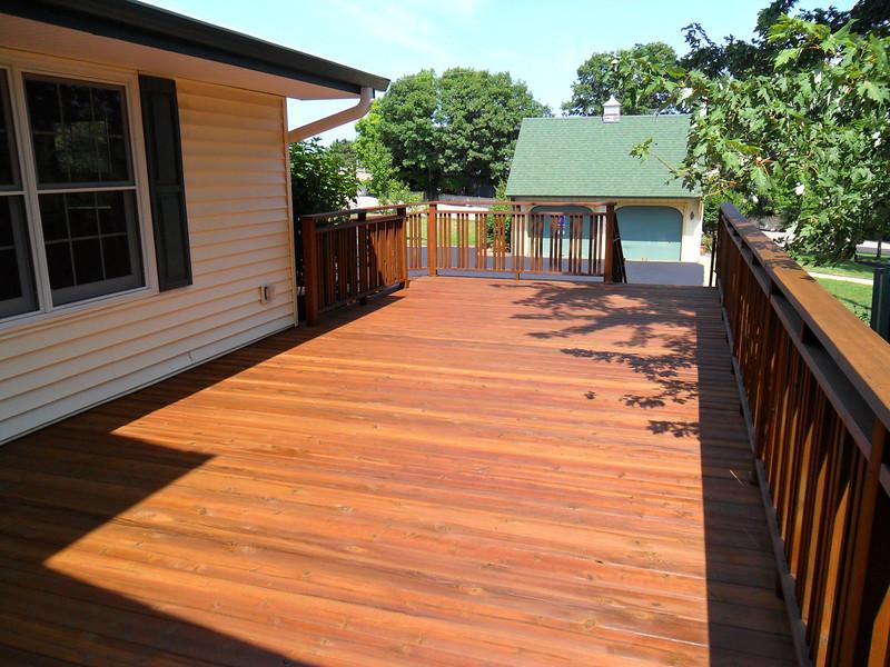 Wood Deck Restoration Restore Wood Finish On Decks