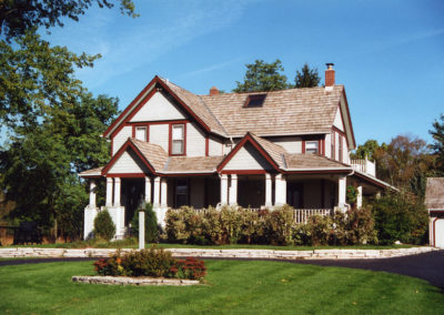 Restored and treated roof Mequon-L